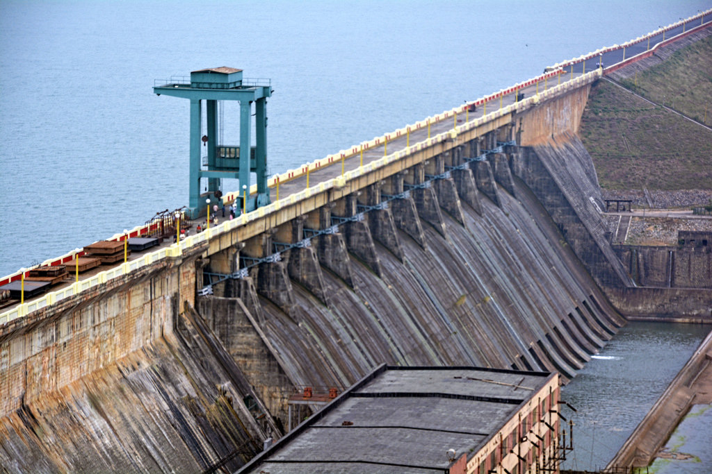 The Charming Hirakud Dam Tour Packages in Odisha