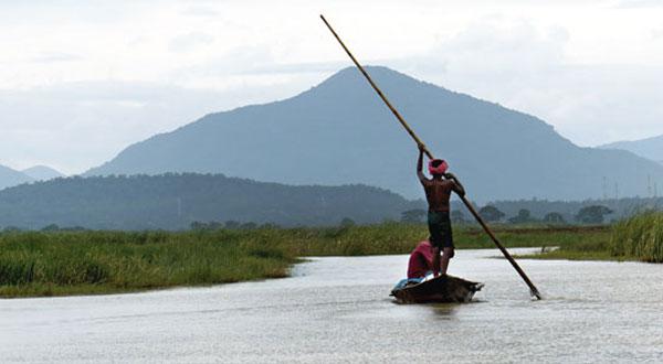 Mangalajodi Lake