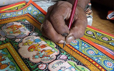 Odisha Art and Crafts