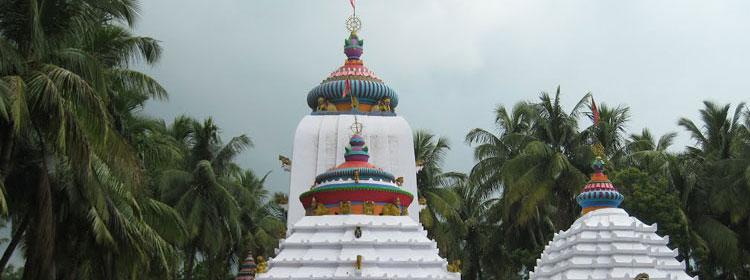 Biraja Temple in Jajpur