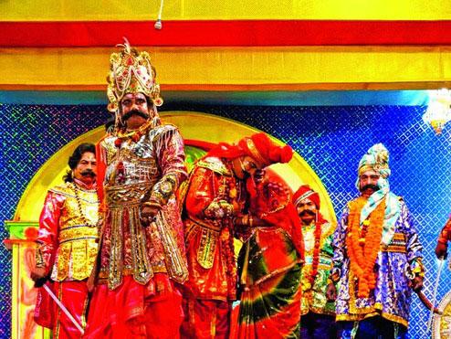 Dhanu Yatra Festival Bargarh