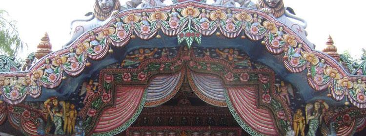 Kakatpur Mangla Temple
