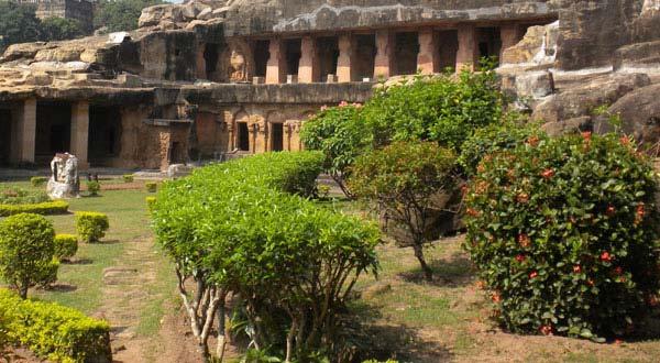 Khandagiri & Udayagiri Caves