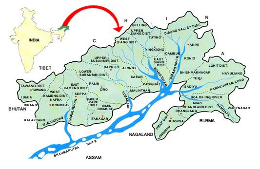 Arunachal and Nagaland Tribal Tour