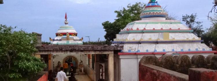 Ramachandi Beach and Temple