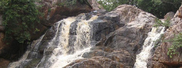 Sanaghagara Waterfall