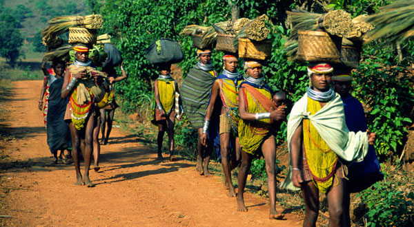Village Tours in Odisha