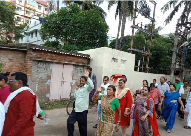 Sunil agarwal and group from madhya pradesh
