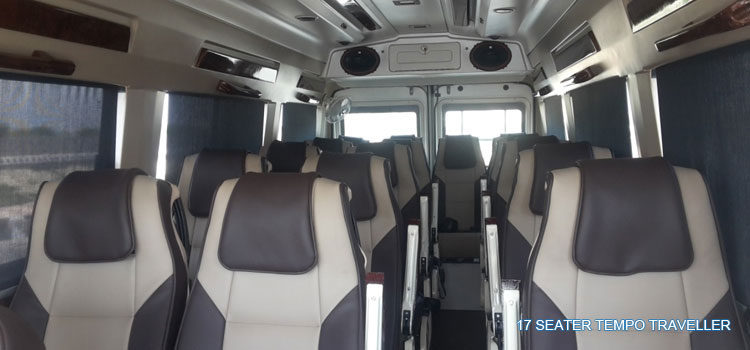 17-seater-tempo-traveller-interior
